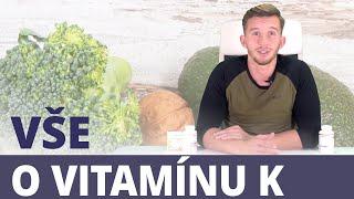 Vitamin K a jeho účinky - Jan Liška I GymBeam