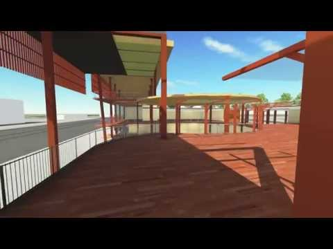 Navaphon L. Thesis Animation- Thai Traditional Amusement - Interactive Creation Centeer