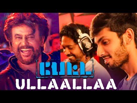 PETTA 2nd SINGLE - 'ULLAALLAA' SNEAK PEEK Reaction | Inno Genga | Aziz Nakash | Rajinikanth Mp3