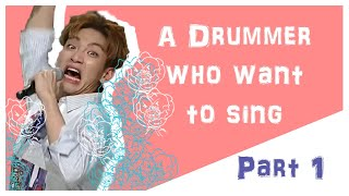 A Drummer Who Want To Sing, Kim Jaehyun Of Nflying (Part1)