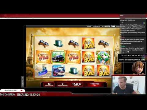 Super Monopoly Money - BIG WIN - 300 euro spin