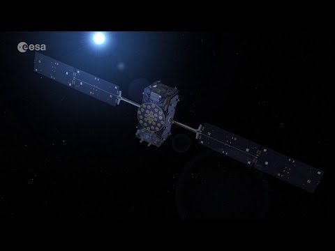 Galileo 19-22 near completion