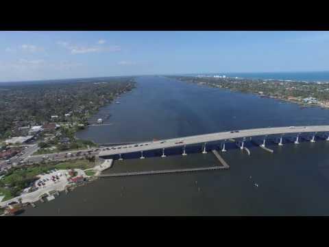 4K DRONE FOOTAGE  ORMOND BEACH
