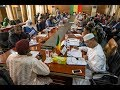La Direction de la MINUSMA reçue par l'Assemblée Nationale
