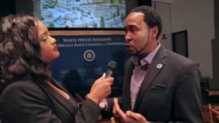 David Johns talks launch of White House HBCUs in L.A. Internship Program