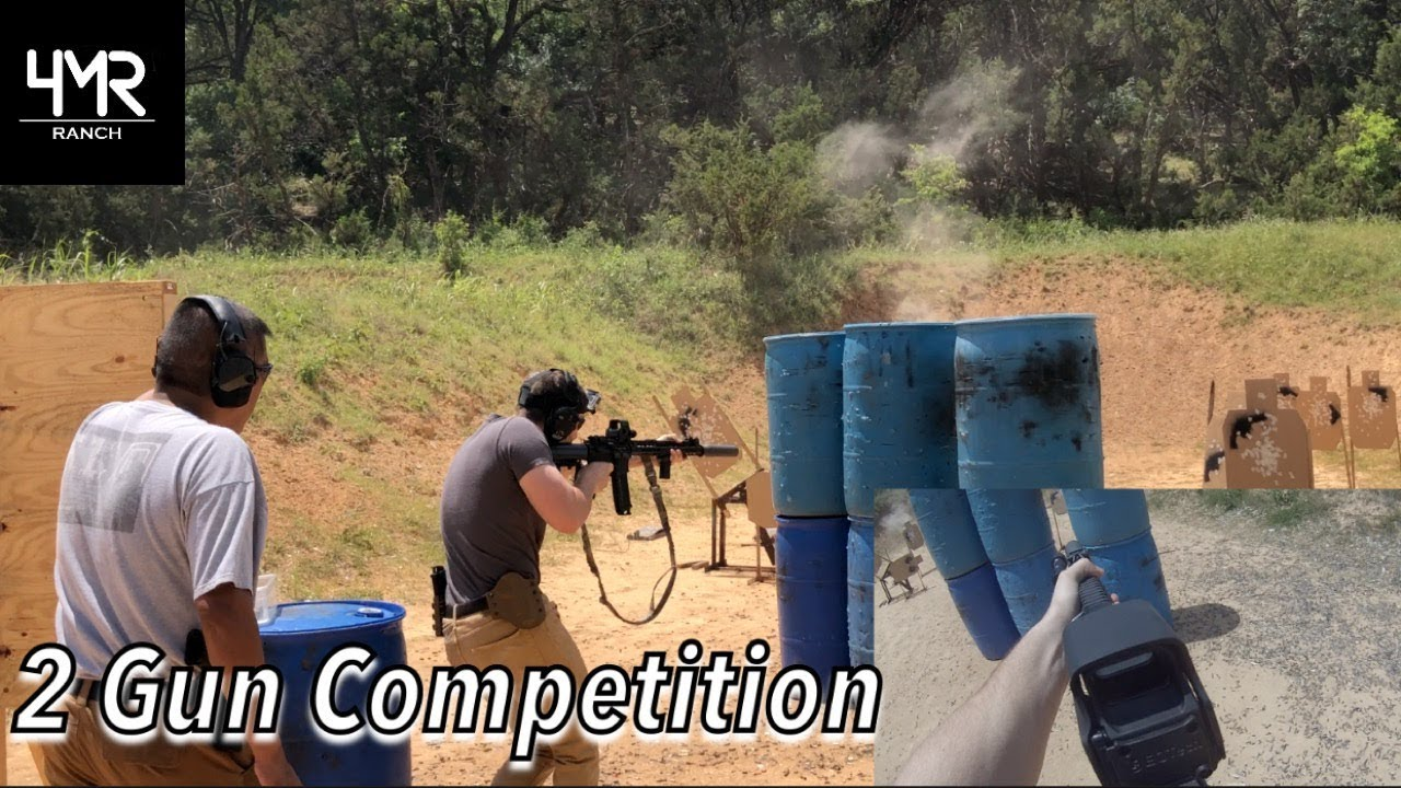 Texas Tactical Carbine Competition