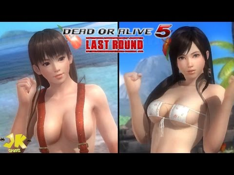 Dead or Alive 5: Last Round Gameplay Comentada [JK Games]
