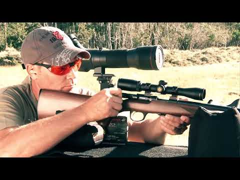 Browning T-Bolt In Action -- :42 HD