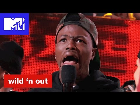 Faizon Love Has Sperm Bigger Than DC Young Fly | Wild 'N Out | #Wildstyle