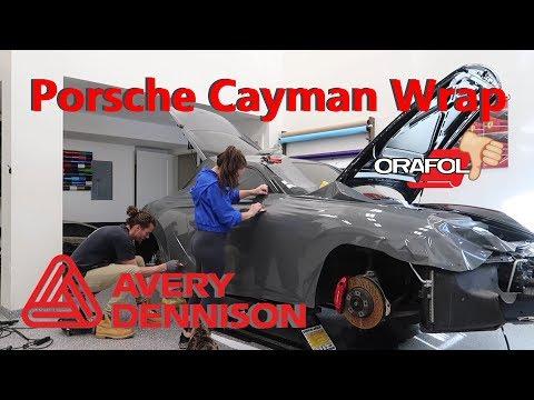 Wrapping My Porsche Cayman... TWICE!!!