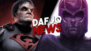 Denzel Washington zagra Magneto w X-Men?! Alternatywny Superman i Gra o Tron z nagrodami!