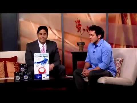 The Bedol Water Clock on Honolulu Hawaii TV!