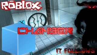 "Roblox Horror: GCC Chamber"" What Is It!!!"" with Electro_Pika and HappyGirl621"