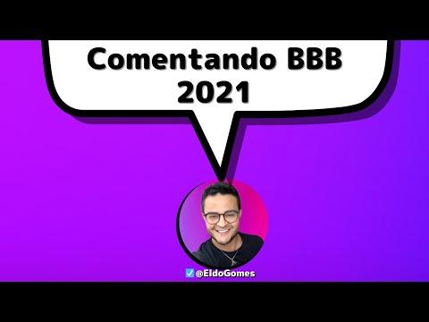 🚨BBB21 ao vivo: FINAL DO BBB21, comentando eliminação do BBB ao vivo | 7 fatos sobre o BBB 21