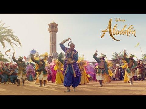 """Disney's Aladdin - """"Friend"""" TV Spot"""