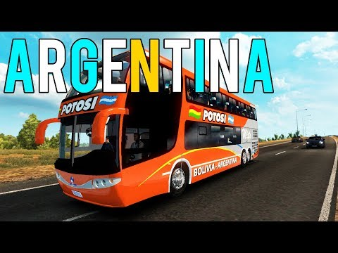 Me voy a Argentina! Conductor de Colectivo | Buenos Aires - Córdoba