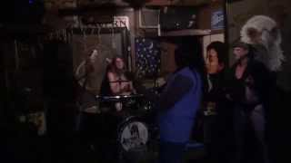 Eviscerated Zombie Tampon - Shanty Town - Jacksonville, FL - July 21 2014 - Funk as Puck (Part 1)