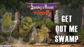 GET OUT ME SWAMP | Spooky
