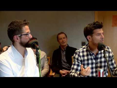 Vincent Niclo: interview vidéo pour Radio Mélodie (04/11/2016)