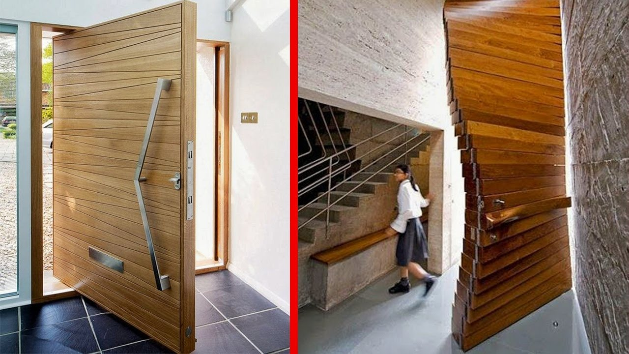 Amazing Gates And Doors / Ingenious Ideas For Modern Homes ▶ 3 !