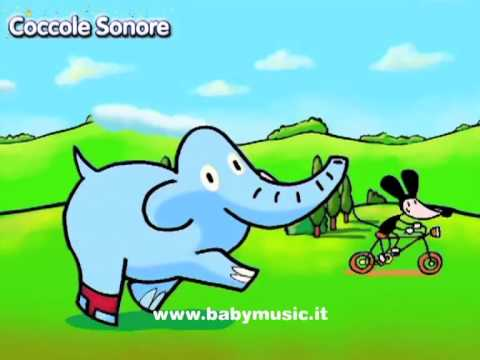 L'elefante con le ghette - Italian Songs for children by Coccole Sonore