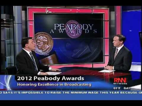 2012 Peabody Awards: Honoring Excellence In Broadcasting