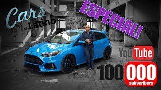 Prueba de Manejo Focus RS (Celebrando 100,000 subs) *CarsLatino*