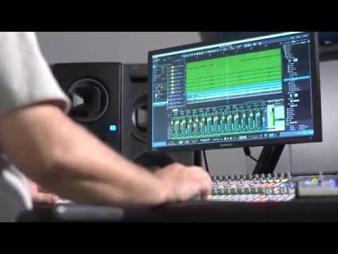The StudioLive 32.4.2 AI for Studio Recording at PreSonus Headquarters