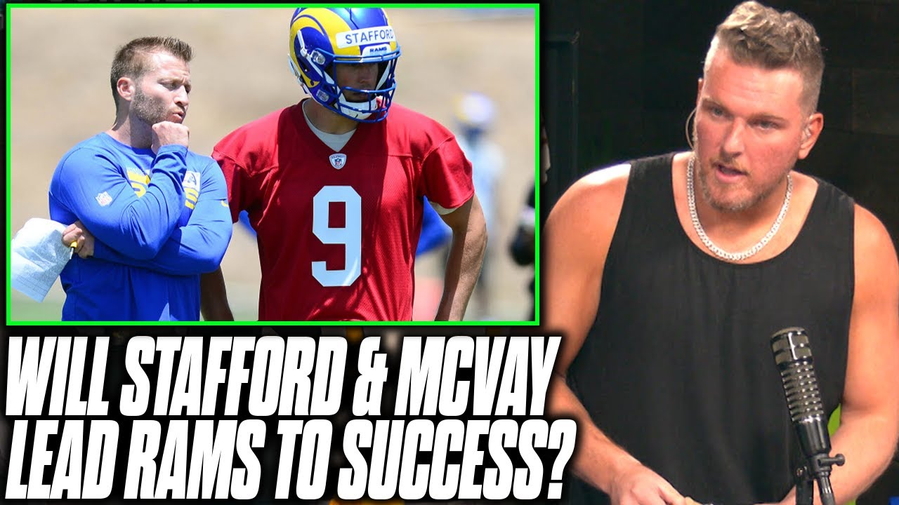 Will Matthew Stafford & Sean McVay Be Able To Succeed With The Rams?