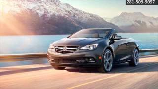 New 2017 Buick Cascada West Point Buick GMC Houston and Katy TX