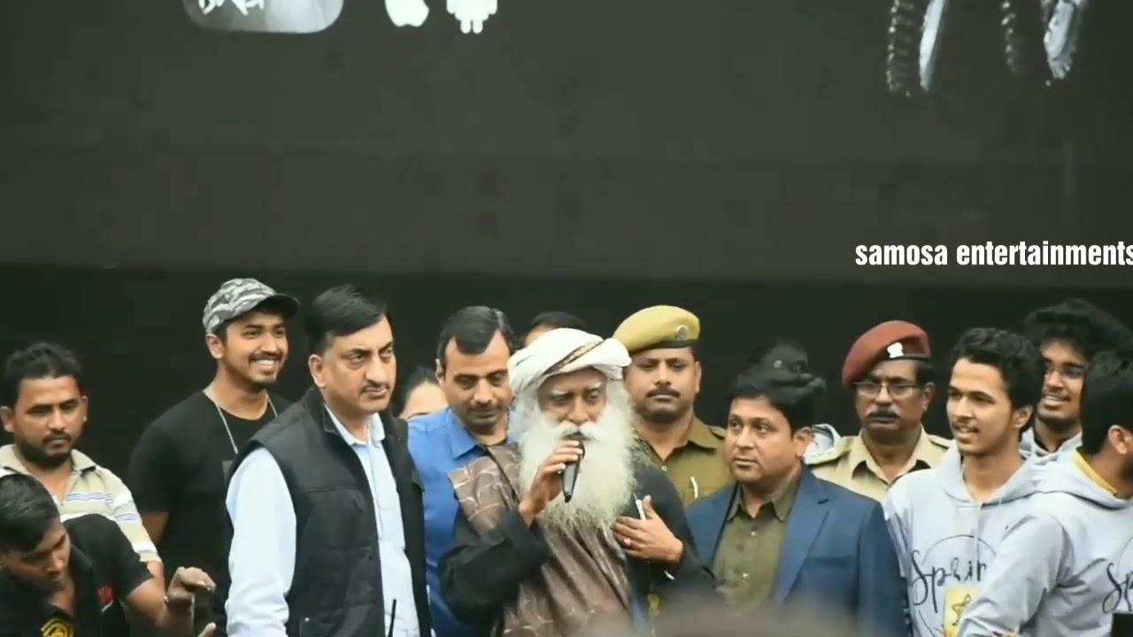 Sadhguru at IIT KGP  SADHGURU