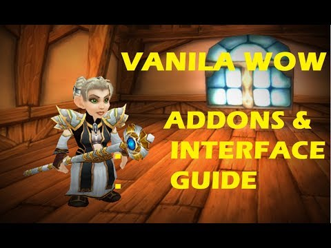 Vanilla WoW Addons and Interface [60Rogue Elysium] - Most