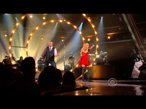[HD] Shakira - Medicine ft. Blake Shelton - Live at Academy of Country Music Awards 04-06-2014