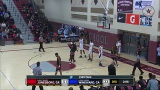 Jonesboro(GA) vs Windward (CA) - MJ Walker vs Shareef O