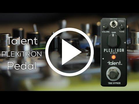 Talent GT-DSTP PLEXiTRON Plexi Tone Distortion Guitar Mini