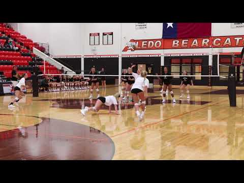 Aledo Volleyball Scrimmages