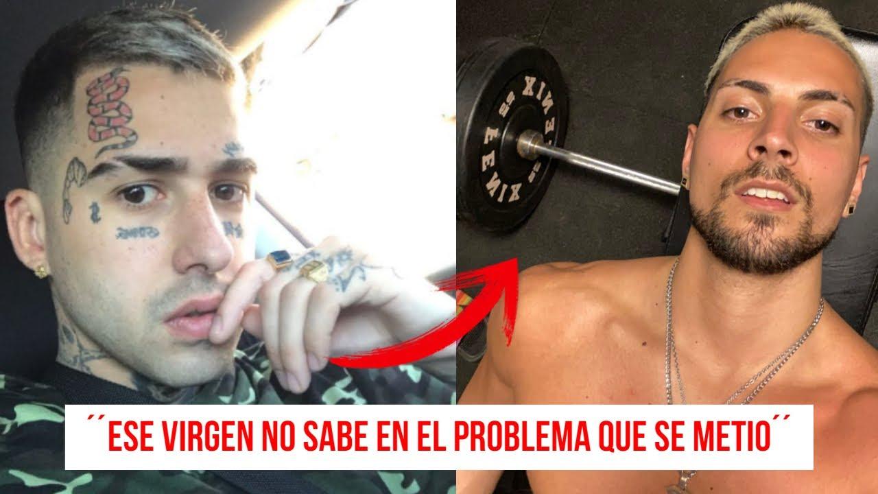 Download EXPLOTA el BEEF!  Zaramay AME-NAZA a COSCU - ´´Se metio en un quilombo´´