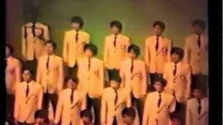 「川よとわに美しく」北村協一 立教大学グリークラブ1982