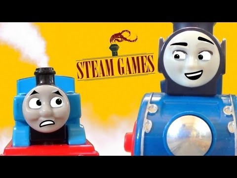 Shunting Showdown | Thomas & Friends: The Steam Games Ep. #2 | Thomas & Friends from YouTube · Duration:  6 minutes 30 seconds