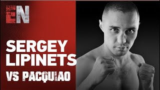 DID SERGEY say too much about Legendary Manny PACUIAO? | ESNEWS BOXING