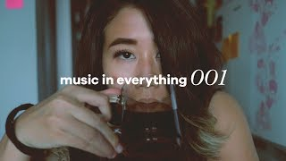 MORNING ROUTINE - making music from coffee related things | music in everything 001