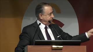 Mustafa Cengiz, Divan Kurulu'nda Fenerbahçe'nin sert açıklamalarına cevap verdi