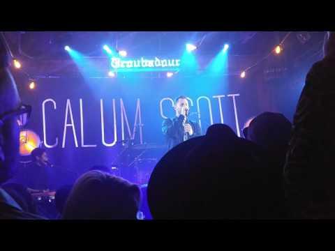 Calum Scott Troubadour Won't Let You Down