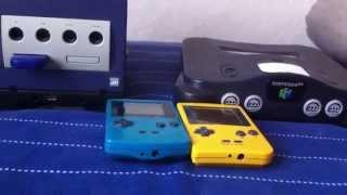 Gros concours !! avec 4 consoles à gagner, une N64, une GameCube et 2 Game boy !!!!
