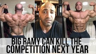2018 can be BIG RAMY`s year : DENNIS JAMES