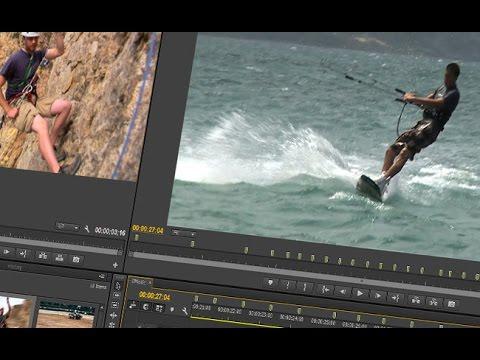 Adobe Premiere Pro CC 2014 - Sincronia de Vídeo com Marcações de Áudio