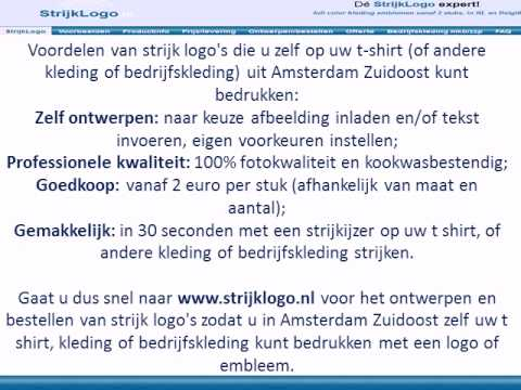 Tshirts Bedrukken In Amsterdam Zuidoost