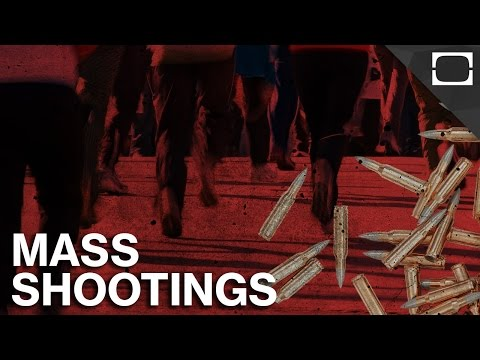 Why Are There So Many Mass Shootings In The U.S.?