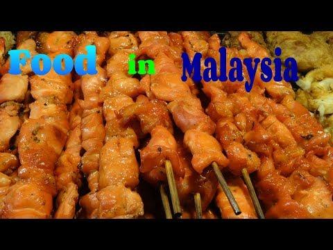 FOOD IN MALAYSIA, MALAYSIAN FOOD, STREET FOOD PENANG, (GEORGETOWN), MALAYSIA