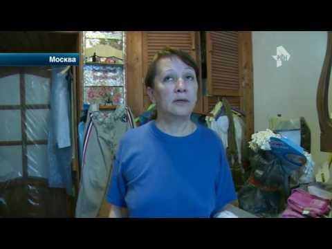 Москвичка утверждает, что в ее квартиру вьехали агрессивные соседки